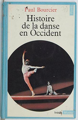 Téléchargement Histoire de la danse en Occident pdf