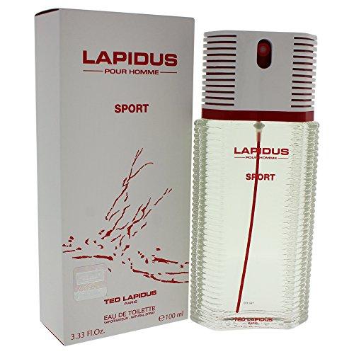 Ted Lapidus Sport Wasser Schminktisch–100ml