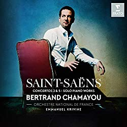 Bertrand Chamayou | Format: MP3-DownloadVon Album:Saint-Saëns: Piano Concertos Nos 2, 5 & Piano WorksErscheinungstermin: 7. September 2018 Download: EUR 1,29