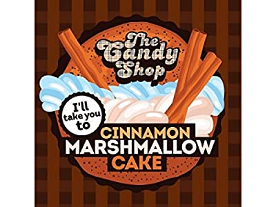 Big Mouth The Candy Shop Cinnamon Marshmallow Aroma von Big Mouth