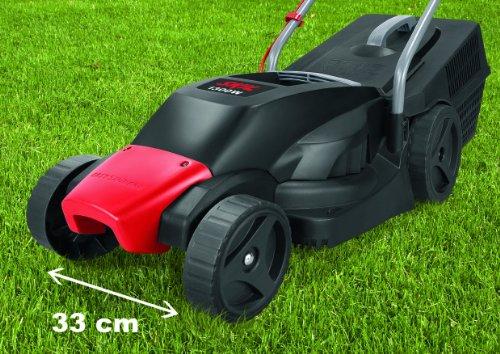 Skil-0713AA-Tondeuse–Gazon-lectrique-33-cm-1300W-avec-Bac-de-ramassage-Easy-Storage