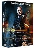 Van Damme - Universal Soldier + Universal Soldier Regeneration + L'empreinte de la mort + Jusqu'à la mort