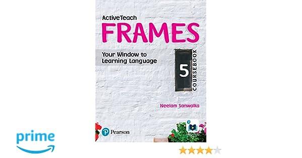 Active Teach Frames: English Course Book for CBSE Class - 5: Amazon ...