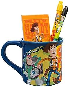 Sambro - Taza con artículos de papelería, diseño de Toy Story
