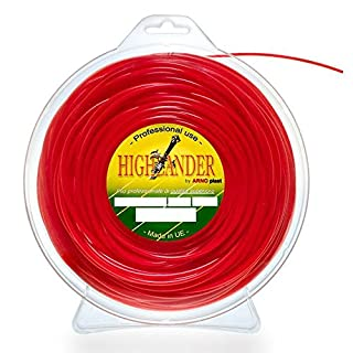Higlander Professional Round Wire 60mt x 3 mm Line