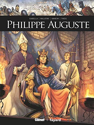 Philippe Auguste par Mathieu Gabella