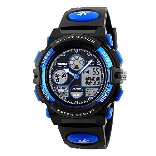 Chenhui orologio sportivo multifunzione orologi impermeabili di nuovo bambini orologio elettronico studente bambini