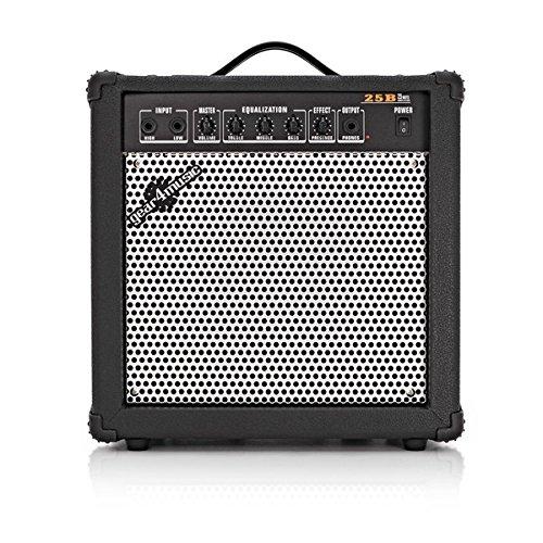 Amplificatore 25W per Basso Elettrico di Gear4music