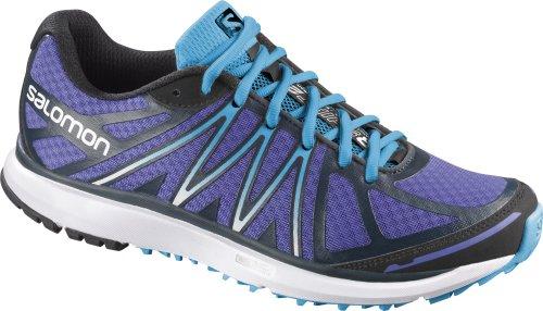 Salomon  X-tour W, Chaussures de marche pour femme - bleu - Azul / Azul Claro / Negro, 39 EU Azul / Azul Claro / Negro