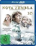 DVD Cover 'Nova Zembla - Unbekanntes Land 3D [Blu-ray 3D]