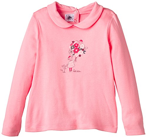 Petit Bateau Baby Girls SENEGAL Long Sleeve Long Sleeve Top 12abe4056c1