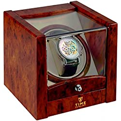 Time Tutelary Watch Winder - Burl