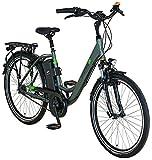 Prophete Damen E-Bike Alu-City 28 Zoll Aeg Geniesser e8.7 Elektro-Fahrrad
