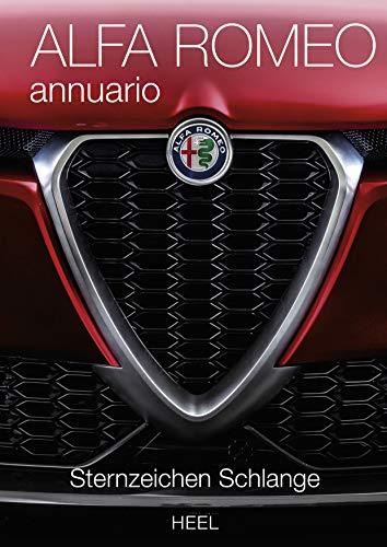 Alfa Romeo annuario: Das offizielle Alfa Romeo Jahrbuch 2018
