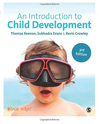 An Introduction to Child Development (SAGE Foundations of Psychology series)