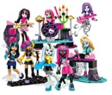 Mega Bloks Monster High Glam Ghoul banda Building Kit