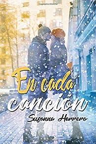 En cada canción par Susanna Herrero