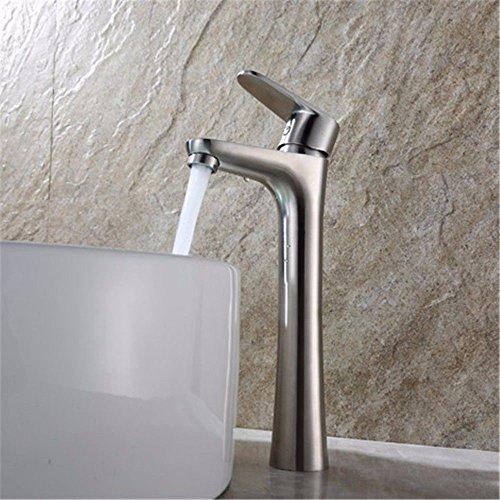 NewBorn Faucet Wasserhähne Warmes und Kaltes Wasser Guter Qualität aus Edelstahl 304...