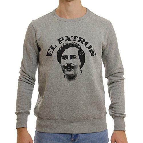 Pablo Emilio Escobar Gaviria Narcos El Patron XXL Unisex Sweater