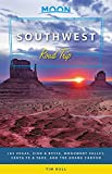 Moon Southwest Road Trip (Second Edition): Las Vegas, Zion & Bryce, Monument Valley, Santa Fe & Taos, and the Grand Canyon [Lingua Inglese]