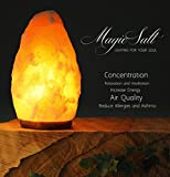 Lámpara de Sal del Himalaya - MAGIC SALT  Lighting For Your Soul - (2/3 Kg.)