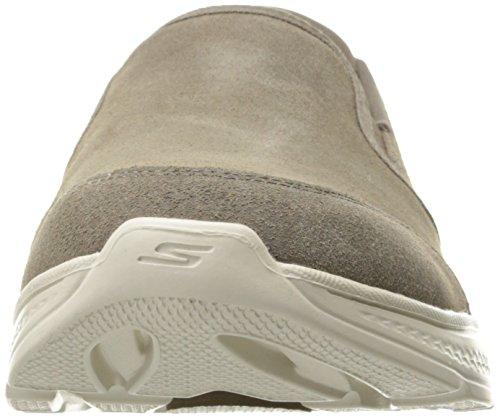 Skechers in Übergröße - Slipper Go Walk 4 54173 - TPE Taupe