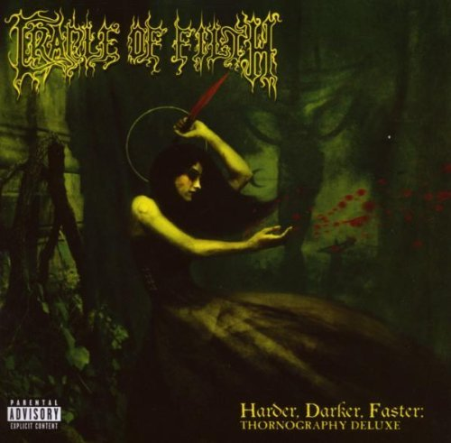Thornography/ Harder Darker Faster (Special Edition) By Cradle Of Filth (2008-02-04)