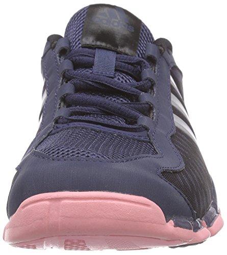 adidas - Adipure 360 Control, Sneaker Donna Grau (Midnight Grey F15/Silver Metalic/Black)