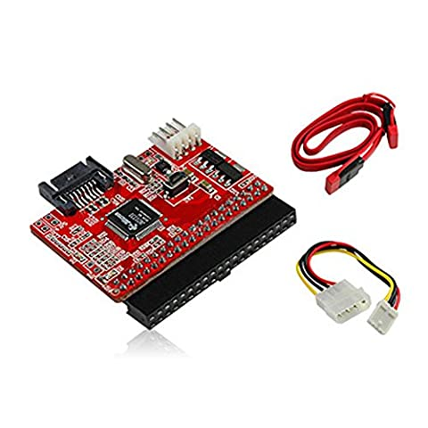 Sienoc IDE/PATA to S/Serial-ATA/SATA/ Adapter/Converter