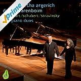 Mozart, Schubert & Stravinsky Piano Duos