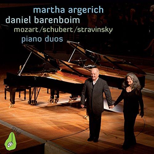 Mozart, Schubert & Stravinsky ...