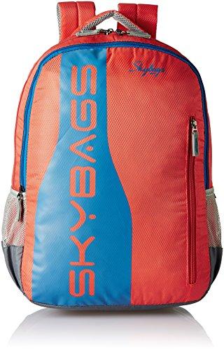 Skybags Footloose Colt 30 Ltrs Orange Casual Backpack (BPFCOP4EONG)