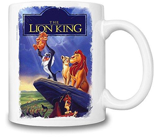 The Lion King Simba Tazza Coffee Mug Ceramic Coffee Tea Beverage Kitchen Mugs By Slick Stuff