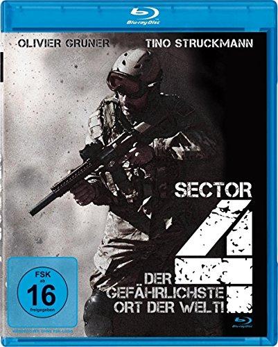 Sector 4 - Der gefährlichste Ort der Welt! [Blu-ray]