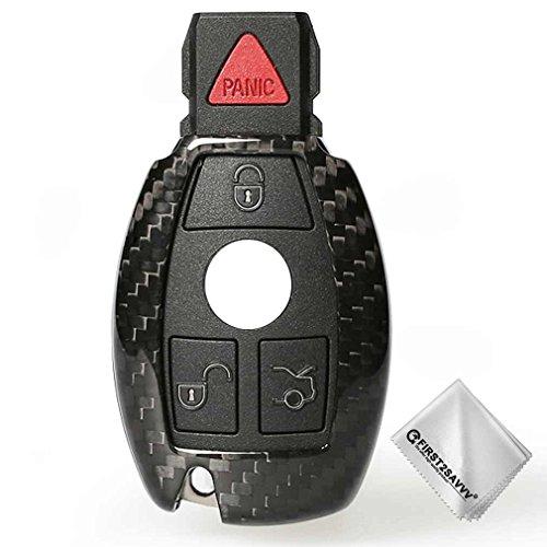 Housse à Distance Cover Key pour Mercedes-Benz C E S M CLS CLK GLK GL Class