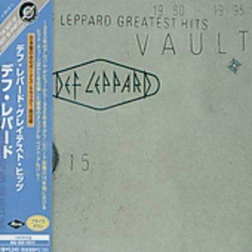G.H. 1980 Vault 1995 by Def Leppard (2008-01-13)