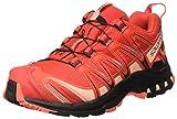 Salomon Damen Xa Pro 3D GTX W Traillaufschuhe, Rot (Poppy Red/Black/Living Coral), 39 1/3 EU