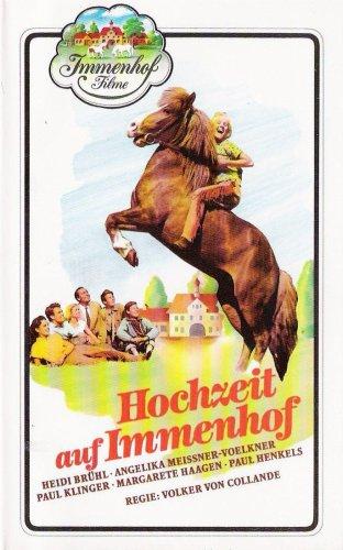 Hochzeit auf Immenhof (D, 1956) Streams, TV-Termine, News ...