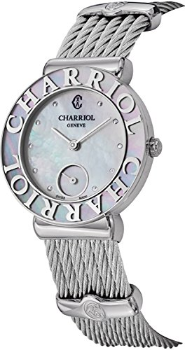 charriol-womens-st-tropez-30mm-steel-bracelet-case-quartz-mop-dial-analog-watch-st30sc560019