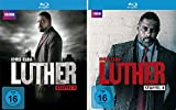 Luther Staffel 3+4 [Blu-ray]