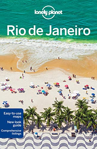 Price comparison product image Lonely Planet Rio de Janeiro (Travel Guide)