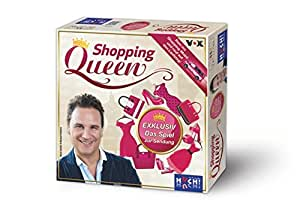 Huch & Friends 878854 – Shopping Queen, Brettspiel