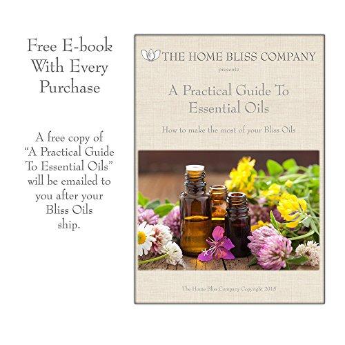 Bliss Öle Aromatherapie, ätherische Öle 100 % naturrein - 8