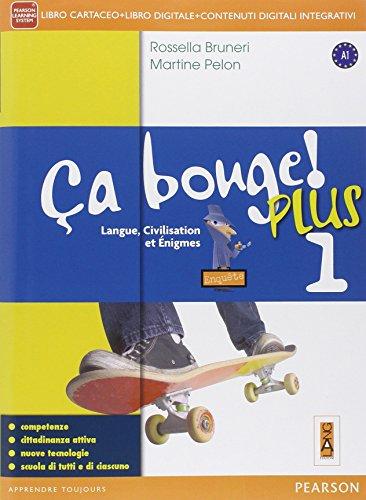 Ca bouge! Con Fascicolo-Grammatica. Per la Scuola media. Con e-book. Con espansione online: 1