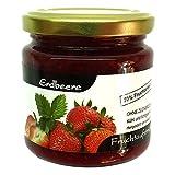 Fruchtaufstrich Erdbeere ohne Zucker