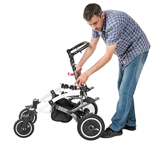 AKCES-Med – Kinderwagen für behinderte Kinder HYPO - 5