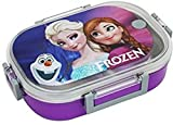 #9: DFS's premium FROZEN FEATURED 2 COMPARTMENTS INSULATED STAINLESS STEEL LUNCH BOX (750 ML)