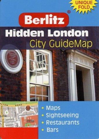 Hidden London Berlitz Guidemap (UK City & Regional GuideMaps)