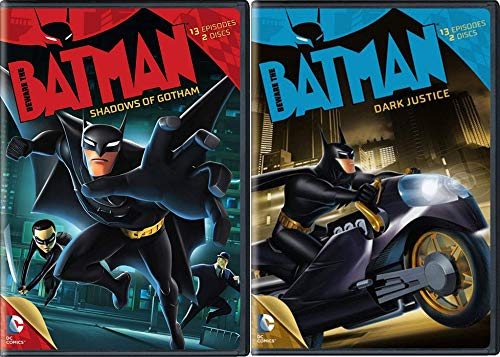 Beware the Batman: Complete TV Series Volumes 1 and 2 DVD Collection