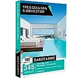 DAKOTABOX - Caja Regalo - TRES DIAS SPA & BIENESTAR - 345 hoteles de hasta 5* en España, Francia, Austria y Portugal